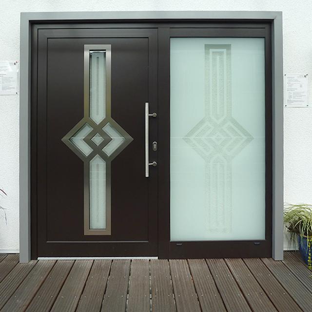 Metallbau Hunold Haust Ren Und Fenster In Olpe